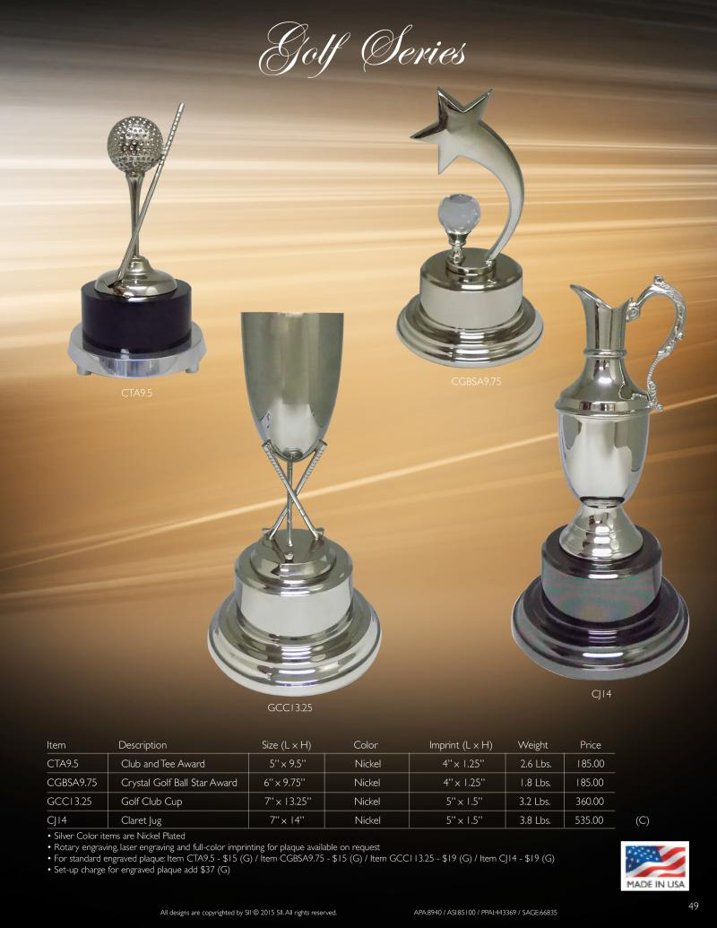 High Quality Awards, Trophies & Recognition Products, Manufacturer ...